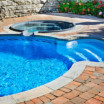 Pool landscaping options